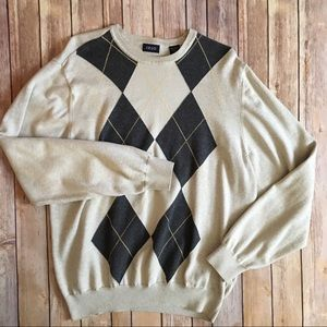 IZOD Men's Sweater. Size LG.